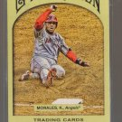 2011 Topps Gypsy Queen  #176  KENDRY MORALES    Angels