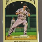 2011 Topps Gypsy Queen  #179  NEIL WALKER    Pirates