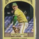 2011 Topps Gypsy Queen  #211  ROLLIE FINGERS    A's