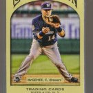 2011 Topps Gypsy Queen  #219  CASEY McGEHEE   Brewers