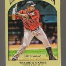 2011 Topps Gypsy Queen  #253  CARLOS LEE    Astros