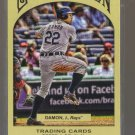 2011 Topps Gypsy Queen  #263  JOHNNY DAMON    Rays