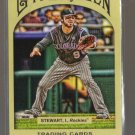 2011 Topps Gypsy Queen  #276  IAN STEWART    Rockies