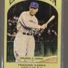 2011 Topps Gypsy Queen  #298  TRIS SPEAKER    Indians