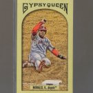 2011 Topps Gypsy Queen Mini  #176  KENDRY MORALES   Angels