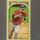 2011 Topps Gypsy Queen Mini  #205  CHRIS JOHNSON   Astros