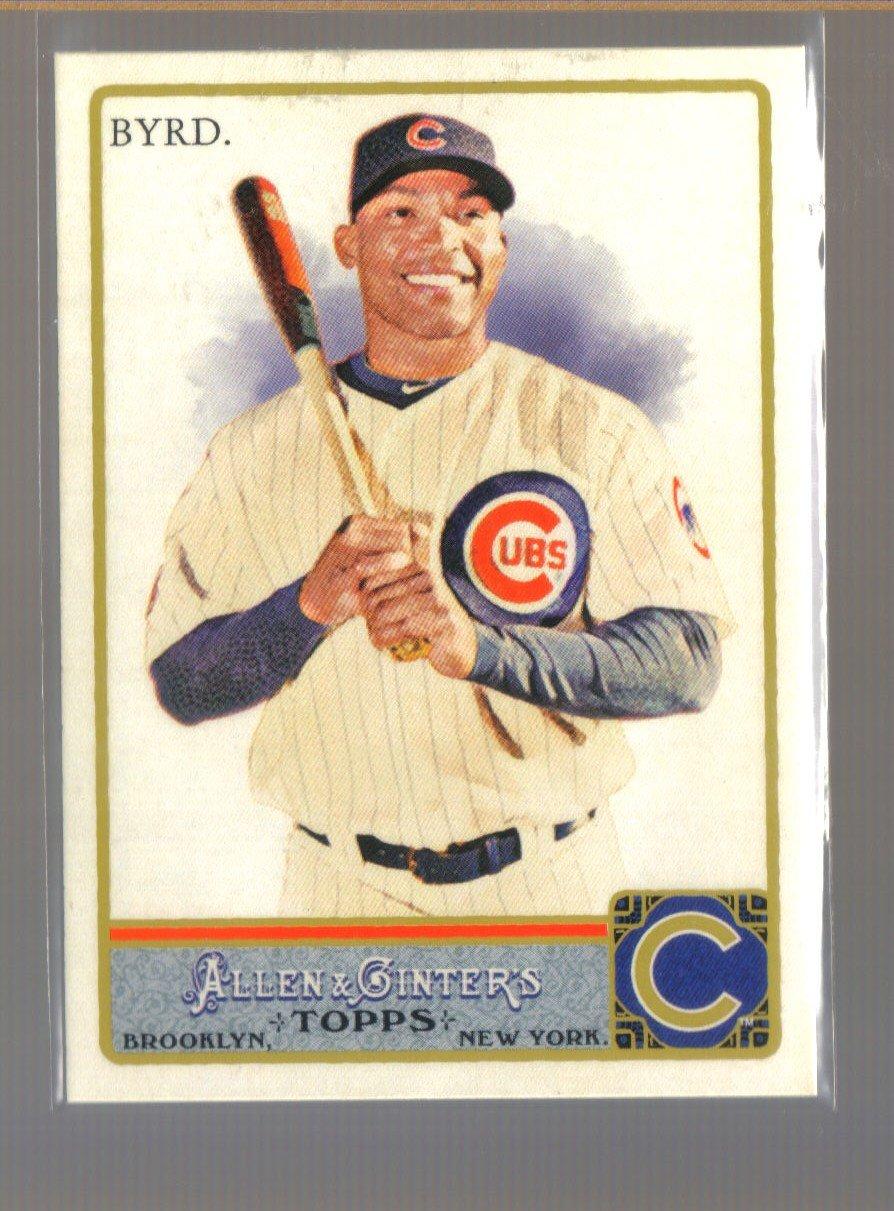 2011 Topps Allen & Ginter  #156  MARLON BYRD    Cubs