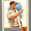 2011 Topps Allen & Ginter  #160  DAVID WRIGHT    Mets