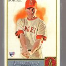 2011 Topps Allen & Ginter  #201  ANDREW ROMINE  RC   Angels