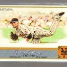 2011 Topps Allen & Ginter  #219  JOHAN SANTANA    Mets