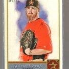 2011 Topps Allen & Ginter  #239  BRETT MYERS    Astros