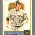 2011 Topps Allen & Ginter  #281  ADAM LIND   Blue Jays