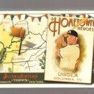 2011 Topps Allen & Ginter Hometown Heroes  #16  DAN UGGLA    Braves