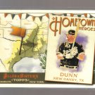 2011 Topps Allen & Ginter Hometown Heroes  #25  ADAM DUNN   White Sox