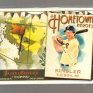 2011 Topps Allen & Ginter Hometown Heroes  #52  IAN KINSLER   Rangers