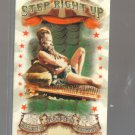2011 Topps Allen & Ginter Step Right Up Mini  #1  BED OF NAILS