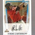 2011 Bowman Prospects  #32  ALBERT CARTWRIGHT   Astros