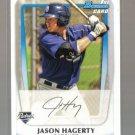 2011 Bowman Prospects  #35  JASON HAGERTY   Padres