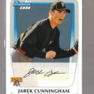 2011 Bowman Prospects  #60  JAREK CUNNINGHAM   Pirates