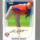 2011 Bowman Prospects  #63  AUSTIN HYATT   Phillies