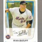 2011 Bowman Prospects  #68  SEAN RATLIFF   Mets