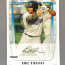 2011 Bowman Prospects  #102  ERIC THAMES    Blue Jays