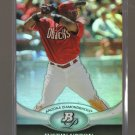 2011 Bowman Platinum  #11  JUSTIN UPTON   Diamondbacks