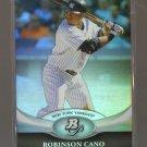 2011 Bowman Platinum  #26  ROBINSON CANO   Yankees
