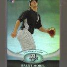 2011 Bowman Platinum  #29  BRENT MOREL   RC   White Sox