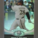 2011 Bowman Platinum  #63  PRINCE FIELDER    Brewers