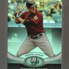 2011 Bowman Platinum  #64  HUNTER PENCE    Astros