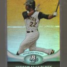 2011 Bowman Platinum  #79  ANDREW McCUTCHEN    Pirates