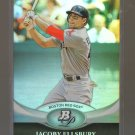 2011 Bowman Platinum  #85  JACOBY ELLSBURY    Red Sox