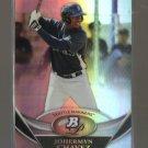 2011 Bowman Platinum Prospects  #71  JOHERMYN CHAVEZ   Mariners
