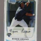 2011 Bowman Prospects Chrome  #101  RYMER LIRIANO   Padres