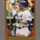 2011 Bowman Gold  #77  CARLOS BELTRAN   Mets