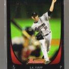 2011 Bowman  #140  J.A. HAPP    Astros