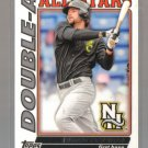2010 Topps Pro Debut Double-A All-Stars  #21  BRIAN DOPIRAK   Blue Jays