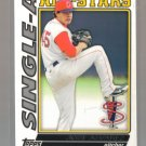 2010 Topps Pro Debut Single-A All-Stars  #15  JOSE ALVAREZ   Red Sox