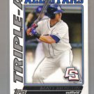 2010 Topps Pro Debut Triple-A All-Stars  #17  MATT MURTON    Rockies