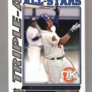 2010 Topps Pro Debut Triple-A All-Stars  #25  ESTEBAN GERMAN    Rangers