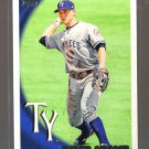 2010 Topps Pro Debut  #34  DAVID ADAMS    Yankees