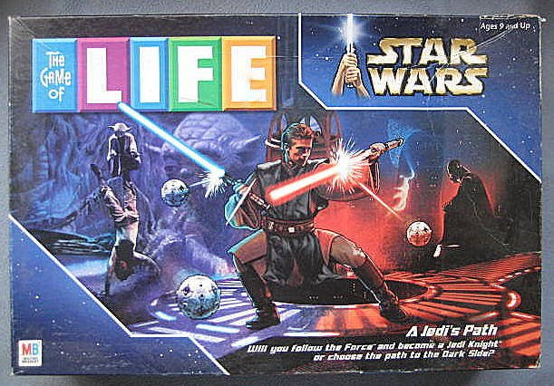 Star Wars Life Game
