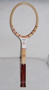 Wilson vintage tennis racket