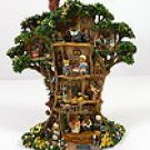The Boyds Bears Tree House Danbury Mint (8126785)