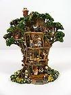 The Boyds Bears Tree House Danbury Mint (8126785)