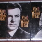 New-The Wild Wild West, Vols. 1-3 [VHS tapes]