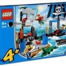 LEGO 7074 4 Juniors Skull Island