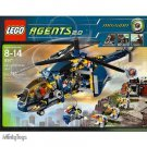 LEGO 8971 Agents Aerial Defence Unit