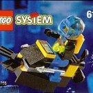 LEGO 6100 Aquazone Aquashark Dart